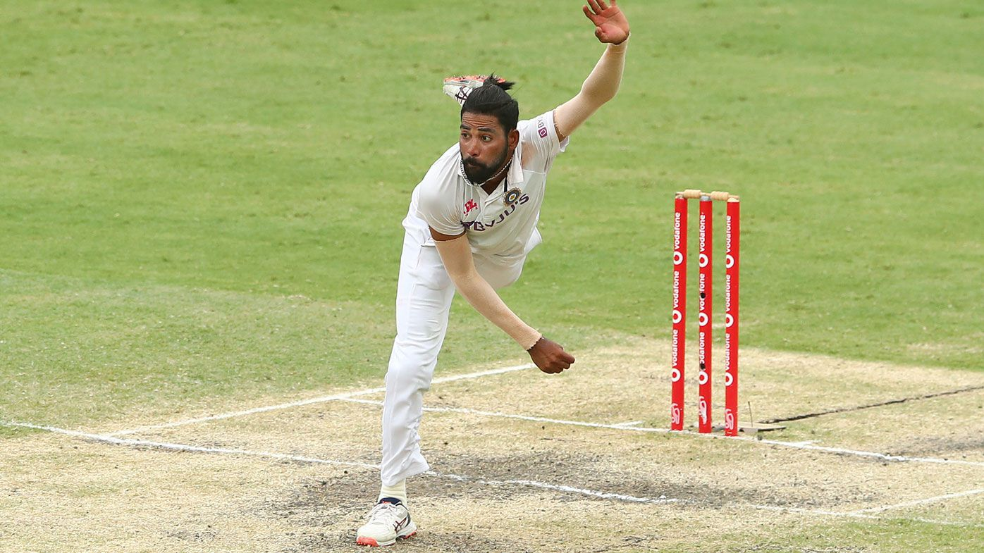 Emotional Mohammed Siraj leads India into tantalising series-defining fifth-day at the Gabba