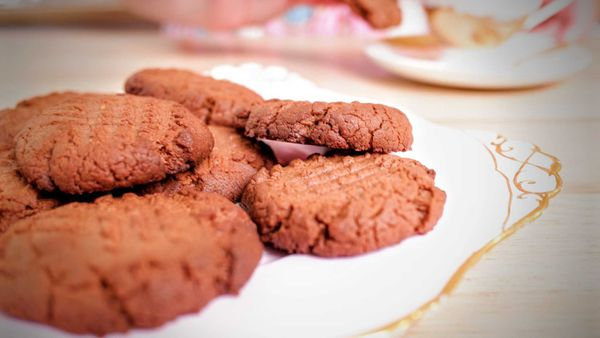 9Honey Quarantine Kitchen: Nutella cookies with just three-ingredients
