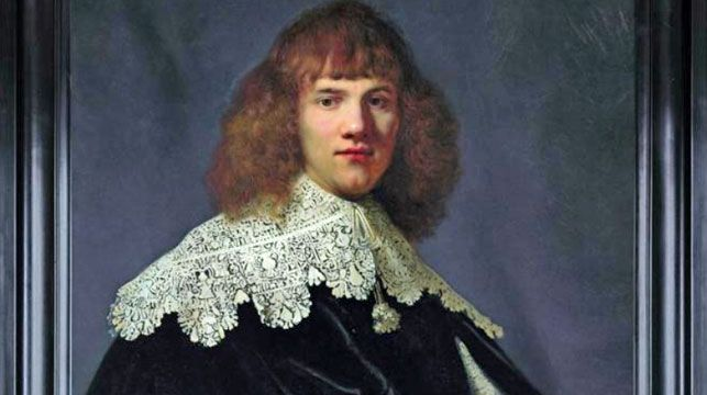 "The painting sold as ""portrait of a gentleman""  for $246,000 is now worth millions."
