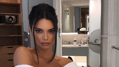 Get Kendall Jenner's beauty look