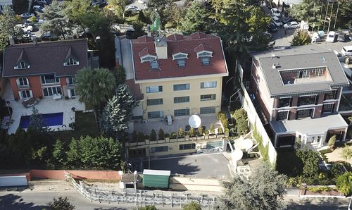 Khashoggi was last seen entering the compound to obtain a marriage document before failing to re-emerge.
