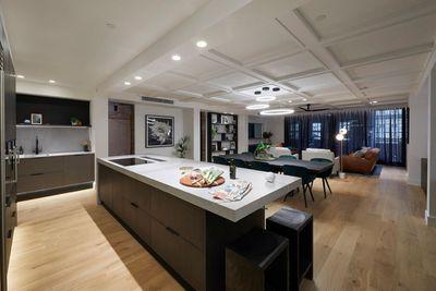 The Block 2018 Kerrie Spence Kitchen