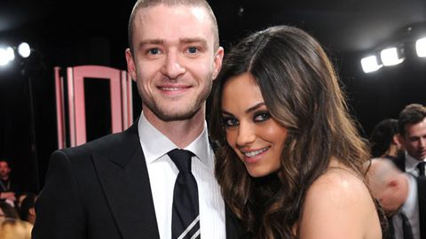 Another phone hacking: Raunchy pics of Mila Kunis and Justin Timberlake