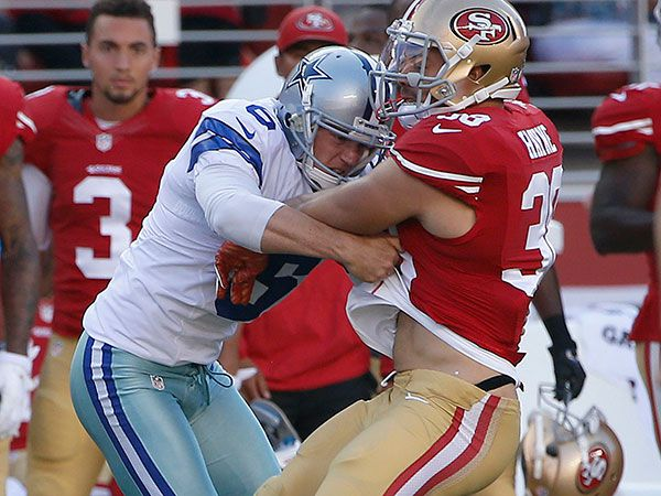 Hayne 'has to make' 49ers' roster