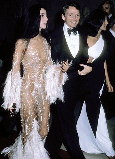 Cher in 1974