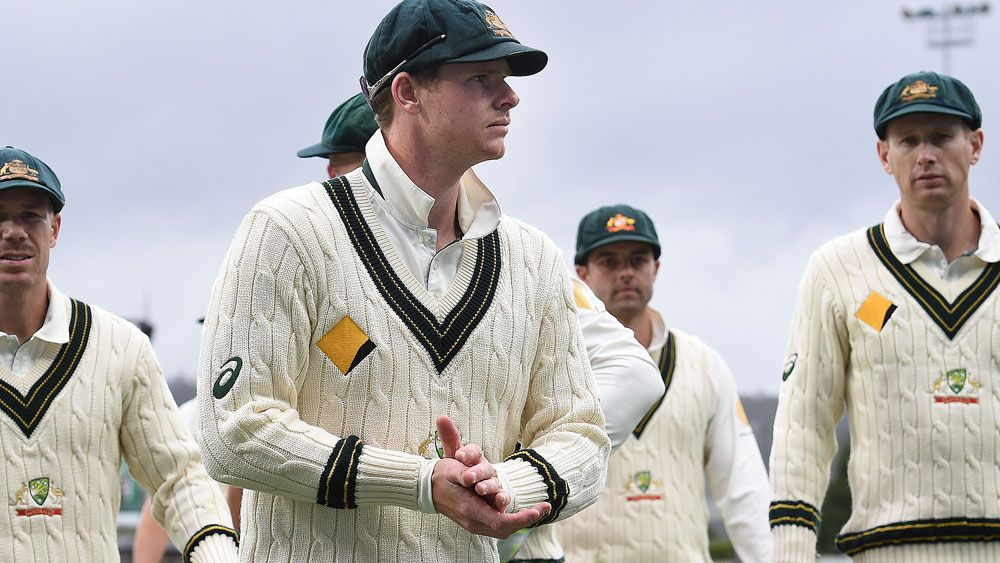 Steve Smith will lead a new-look team in Adelaide. (AAP)