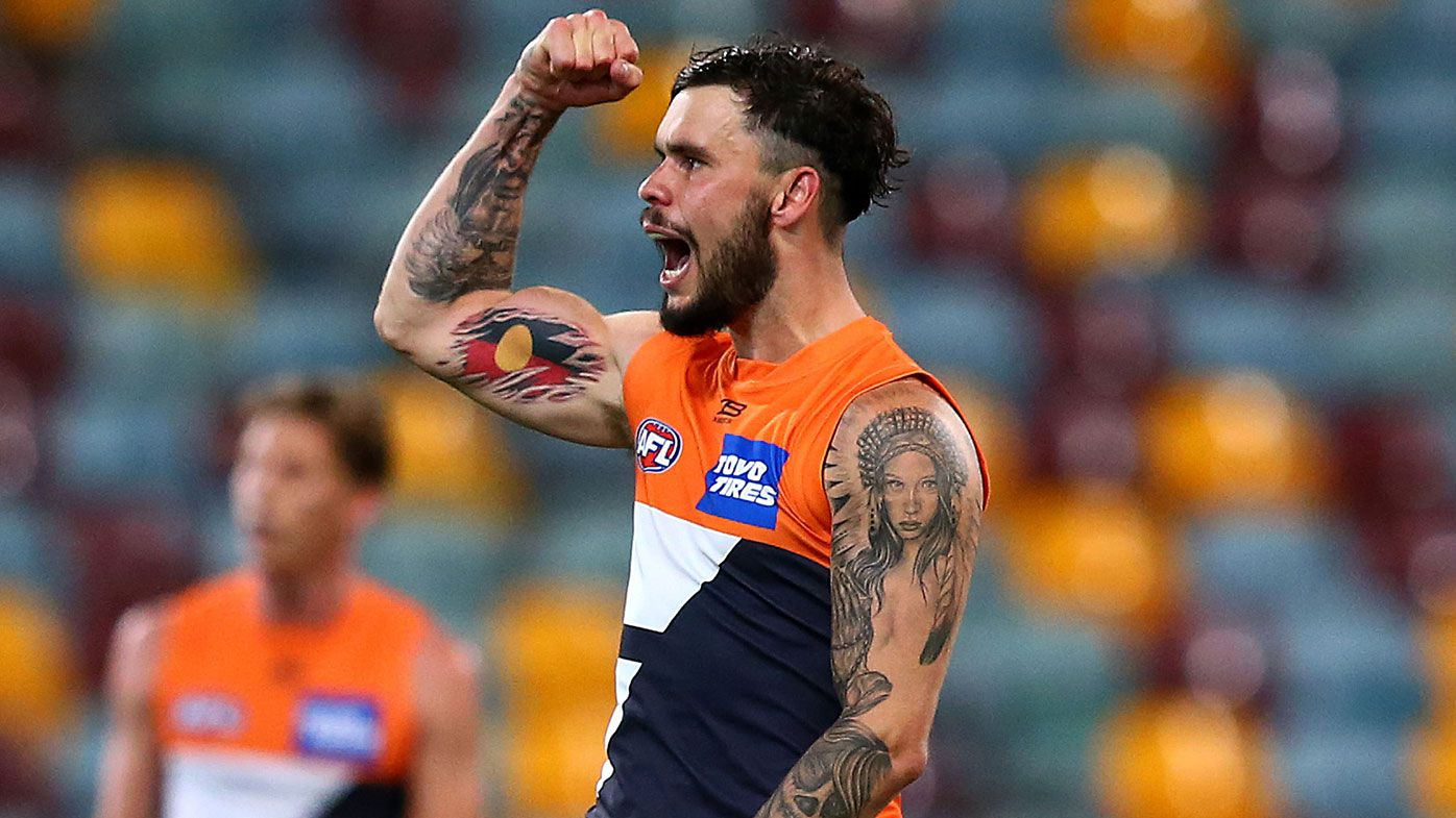 Carlton lodge monster six-year deal for Zac Williams as Giants await first-round pick in return