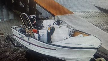 Geraldton missing fisherman police search