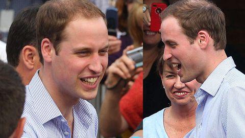 Prince William in Australia