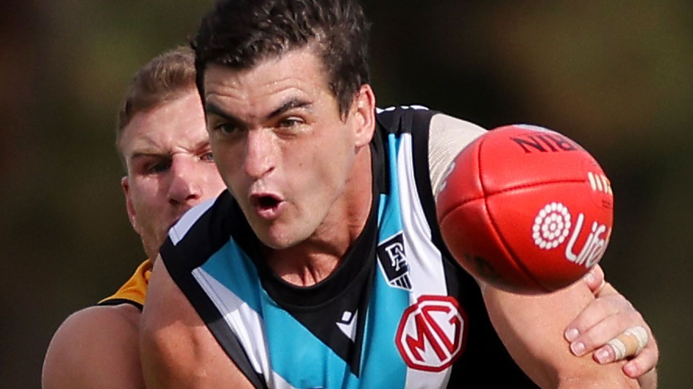 Tom Rockliff retires from AFL football at age 31 after torrid run with injuries
