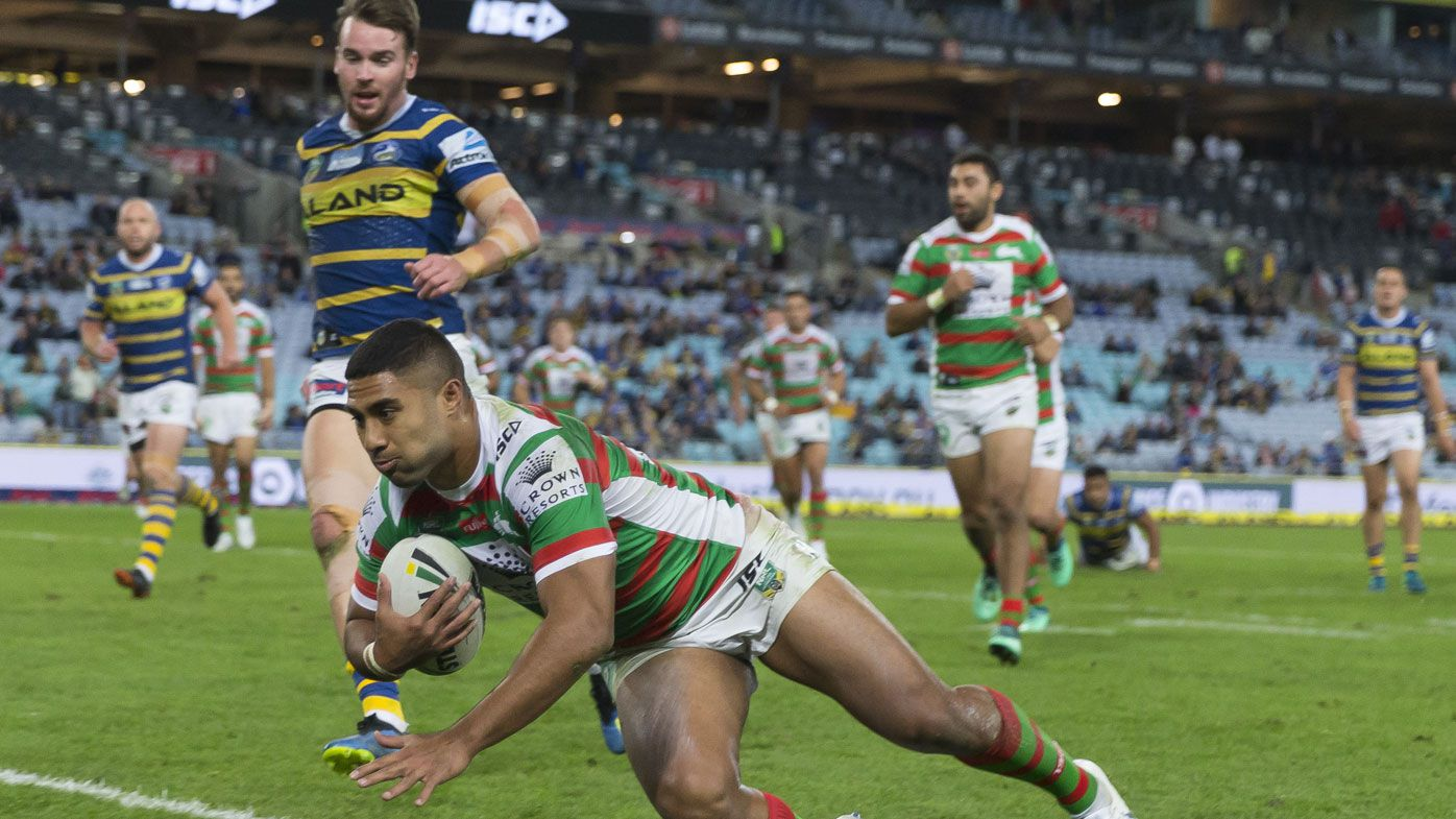 Rabbitohs' Jennings spoils brother's night in Bunnies win
