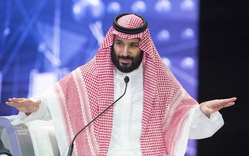 Mohammad Bin Salman is deputy prime minister, defence minister, and crown prince of Saudi Arabia.