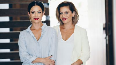 The Block's Alisa and Lysandra reveal their next renovation project