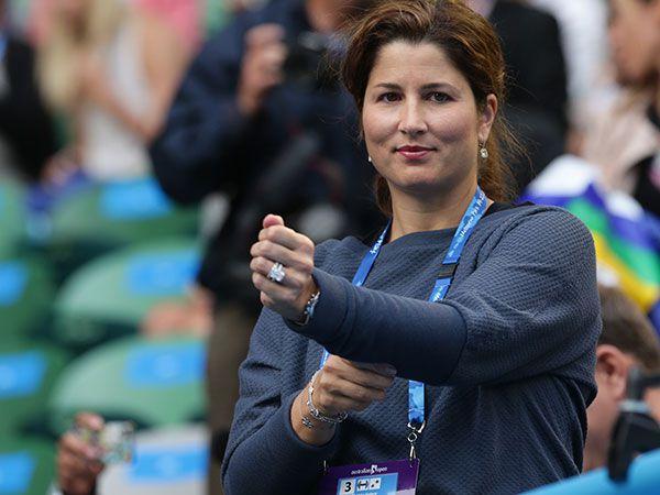 Federer's wife behind Swiss Davis Cup spat