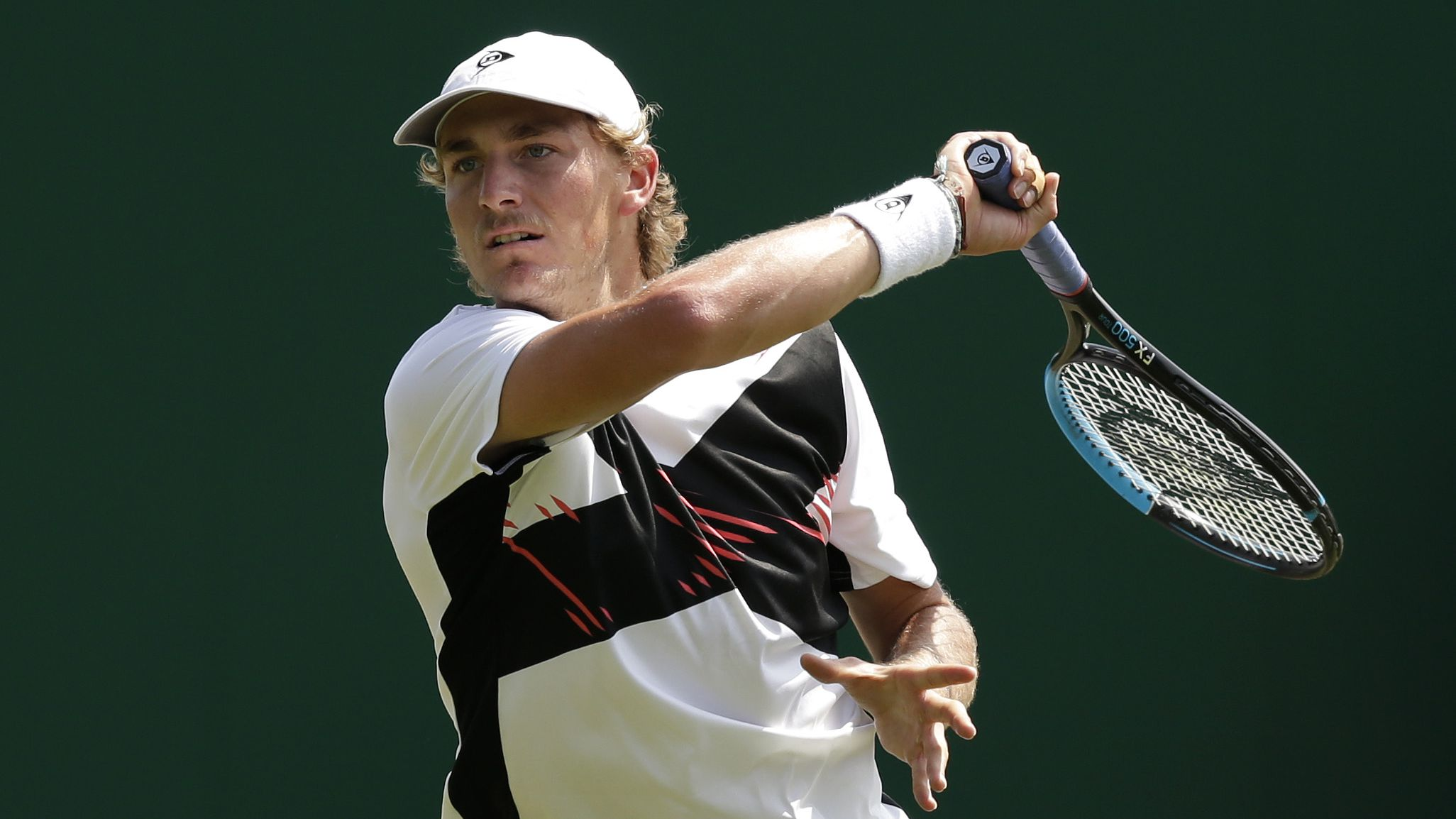 Aussie Max Purcell makes ATP history, among two 'lucky losers' in semi-finals of same tournament for 1st time
