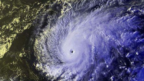 Hurricane Lane is hurtling toward Hawaii.