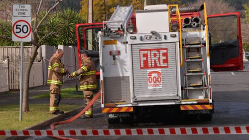 Emergency services were called to the home just before 3.30am. (AAP)