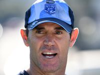 Fittler reveals Blues Game Two squad