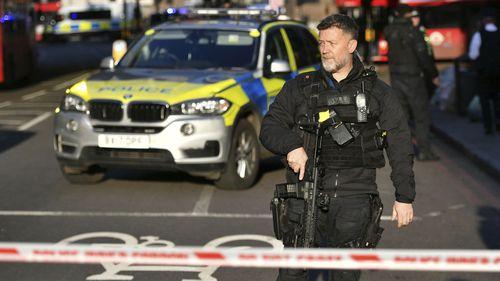 London Bridge shooting incident 1