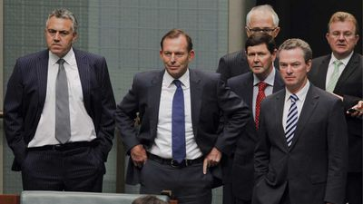 The frontbench club