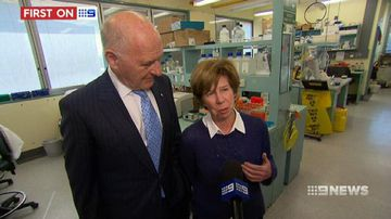 Husband and wife team develop drug to battle pancreatic cancer