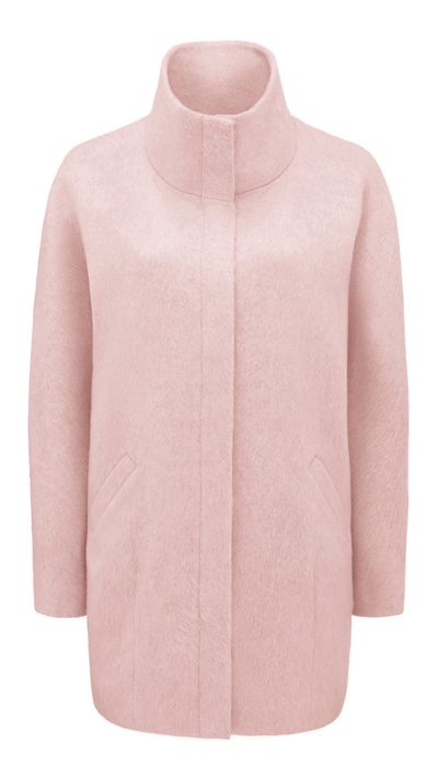 "<p><a href=""http://http://www.forevernew.com.au/bree-cocoon-coat-228558?colour=pink"" target=""_blank"">Bree Cocoon Coat, $149.99, Forever New</a></p>"