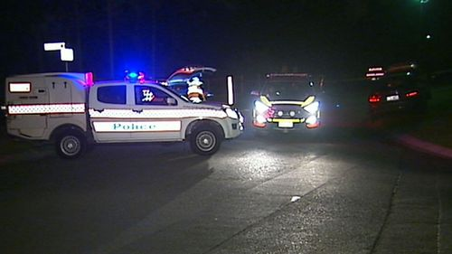 A passer-by found the body on a Worongary street. (9NEWS)