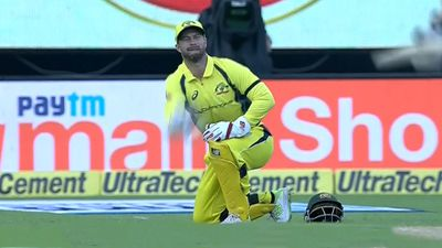 Australia vs India ODI: Captain Steve Smith hits out at Aussie batting collapses