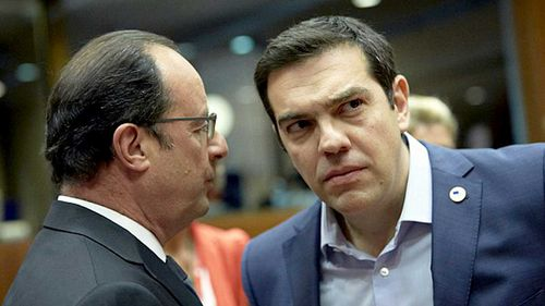 Greece to vote on second bill for new bailout package