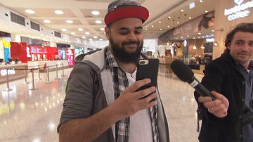 'Attention seeker' Zaky Mallah back in Australia after being detained