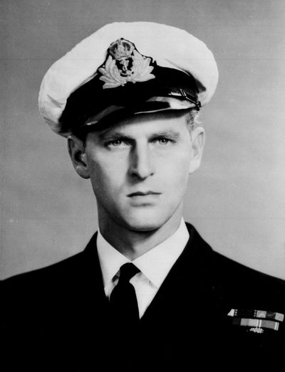 Philip joins the Royal Navy in 1939
