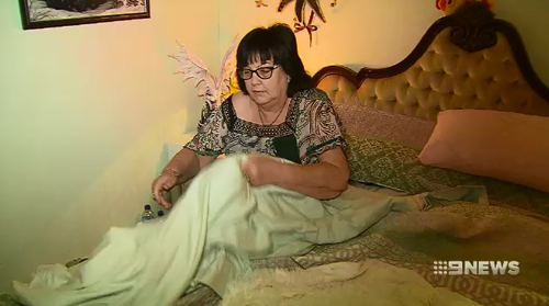 Vicki Solomon is sick of being in constant pain and can't understand why it would take so long for surgery.