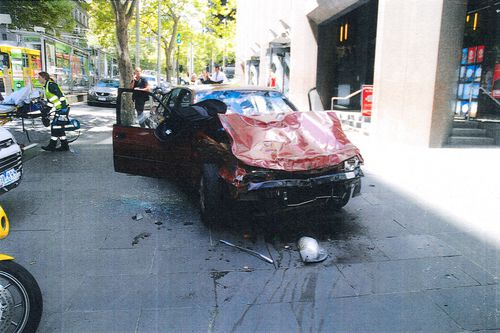 James Gargasoulas ploughed into pedestrians on Melbourne's packed Bourke Street, killing six and injuring many others.