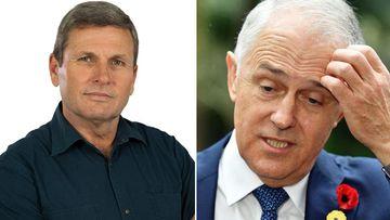 Malcom Turnbull - More punishment than crime