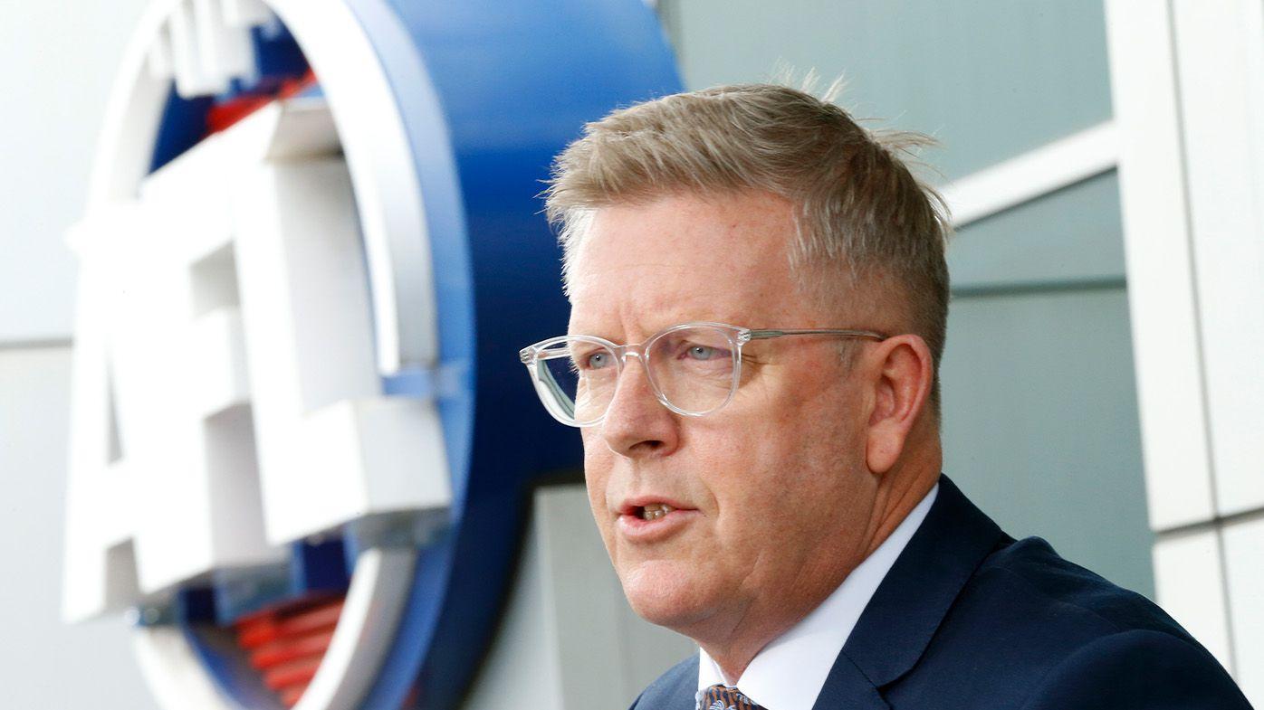 AFL footy operations boss Steve Hocking quits league after landing top Geelong job