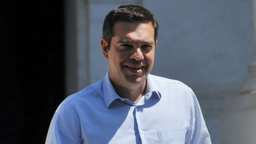 Radical former-PM Alex Tsipras 'wins' Greek election