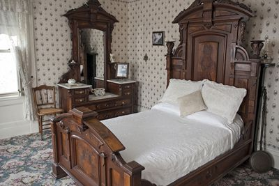 <strong>Lizzie Borden Bed &amp; Breakfast, Massachusetts</strong>