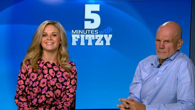 Five minutes with Fitzy Episode 1
