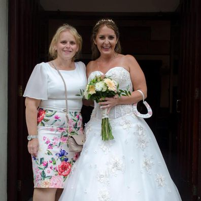 Bride died suddenly just six days after wedding
