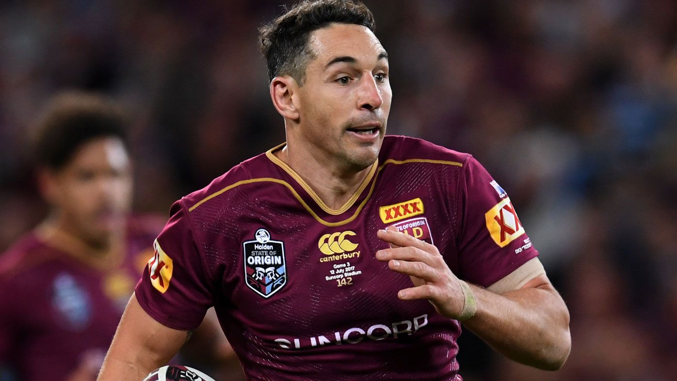 100% Footy: Phil Gould casts doubt over Billy Slater for State of Origin 2