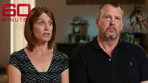Oliver Bridgeman's parents Kath and Andy spoke to 60 Minutes.