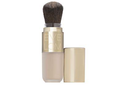 """<a href=""""http://mecca.com.au/eve-lom/sheer-radiance-translucent-powder/I-019394.html#q=translucent%2Bpowder&start=1"""" target=""""_blank"""">Sheer Radiance Translucent Powder, $76, Eve Lom</a>"""
