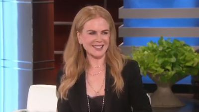 Nicole Kidman's bold new shoot