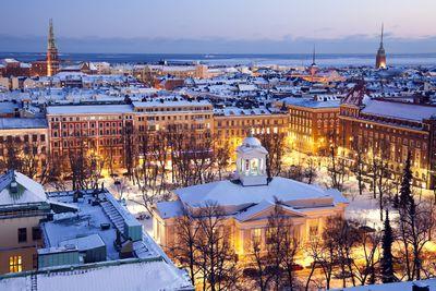 <strong>14. Helsinki, Finland</strong>
