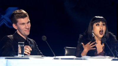 Natalia Kills and Willy Moon, X Factor New Zealand