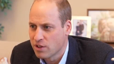 Prince William conservation awards video