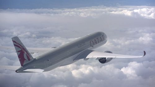 The new Airbus will stand as a rival to the Boeing 777 and Boeing 787 series. (9news)