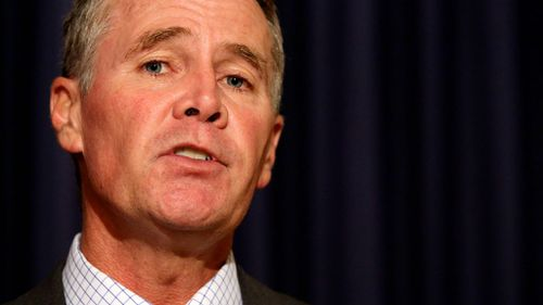 Ex-NSW deputy premier targeted in extortion scam