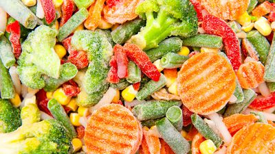 Four reasons frozen fruit and veggies are just as good as fresh