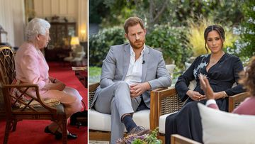 How the Queen found out about Harry and Meghan's bombshell interview